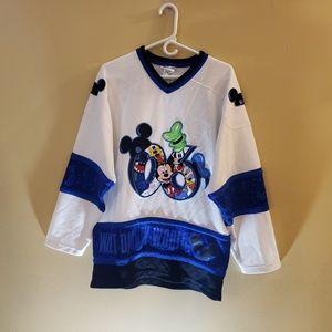 Oversized Walt Disney world long sleeve shirt